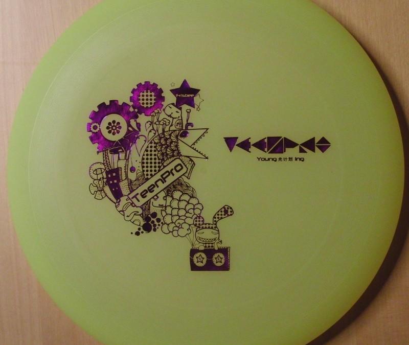 135g TeenPro Disc from Yikuni Sports China