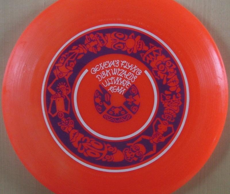Teamdisc from Geneva Flying Disk Wizards 1994