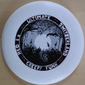 Team Disc from Red Is Sarnen, Switzerland