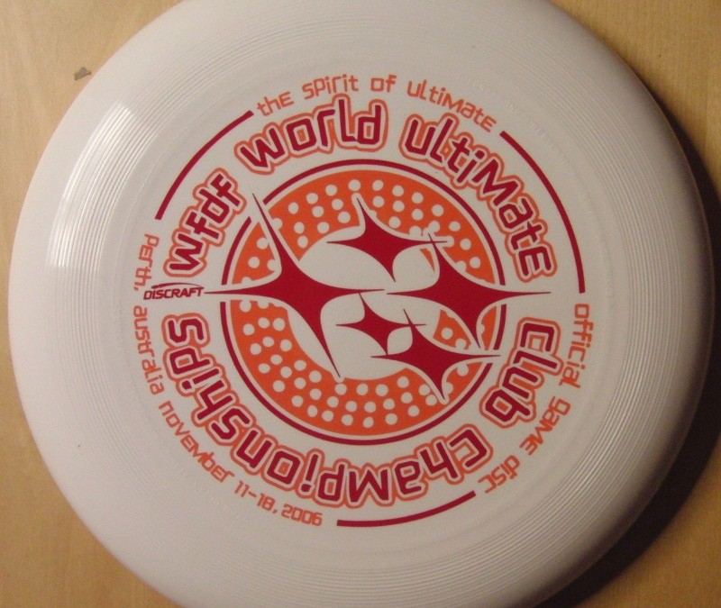 WUCC 2006 Perth Official Game Disc