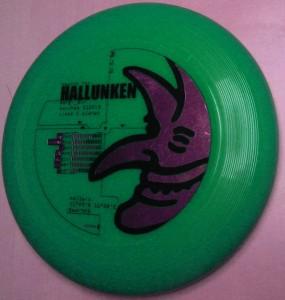 Hallunken-teamdisc