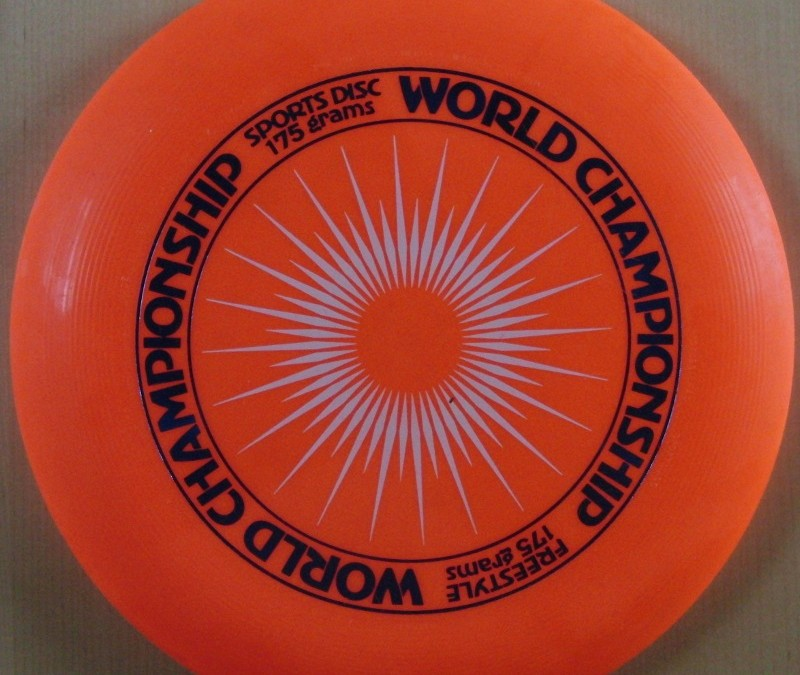 New Zealand Flying Disc