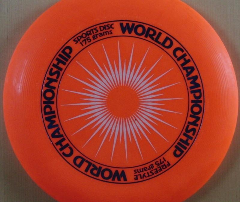 New Zealand Flying Disc