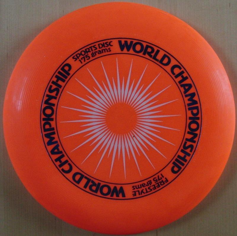 New Zealand Disc - World Championships