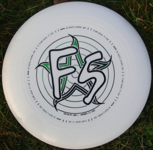 Discflyers - Furios Five