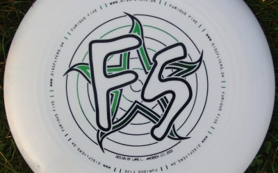Furios Five – Discflyers Denmark