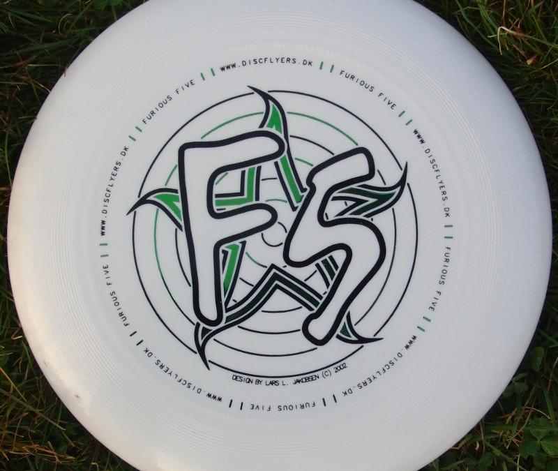 Furios Five – Discflyers Denmark