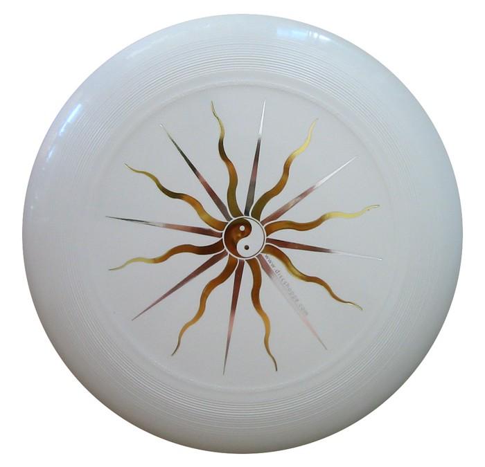 Radiance white disc