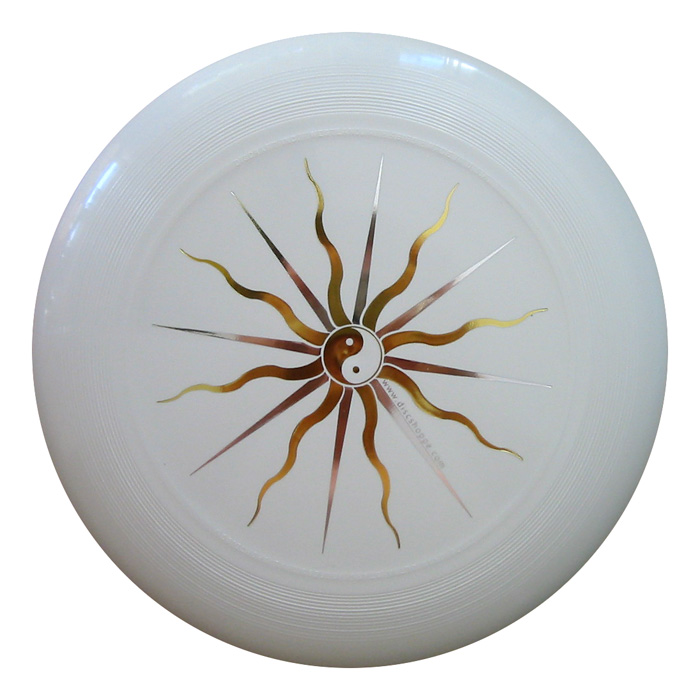 Radiance white disc