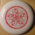 Ultipro Five Star flying disc from Yikuni Sports