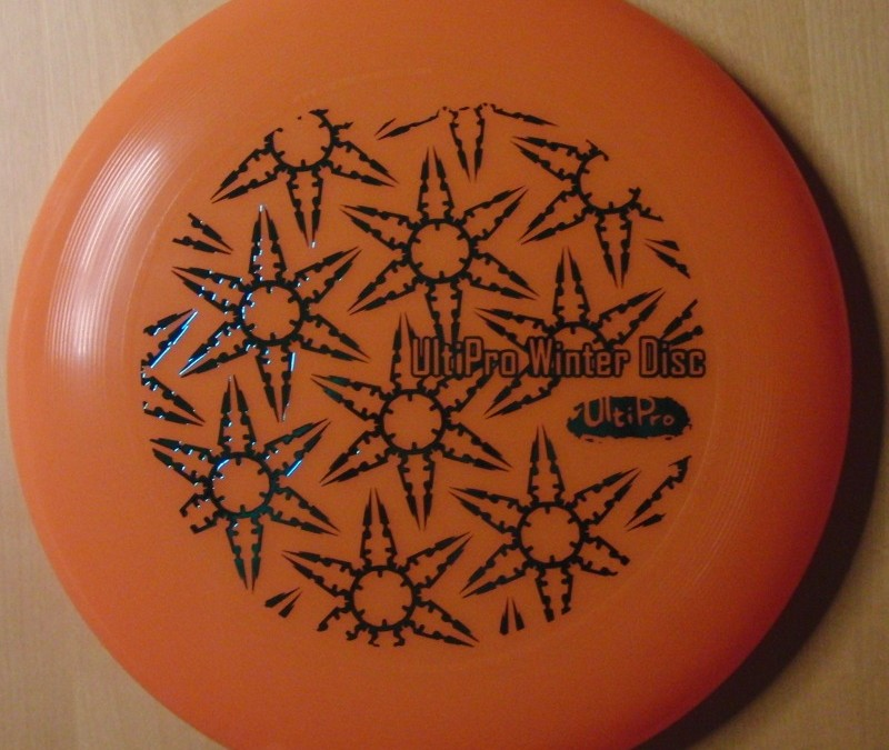 175g Ultimate Disc- Winter Disc from Yikun Sports