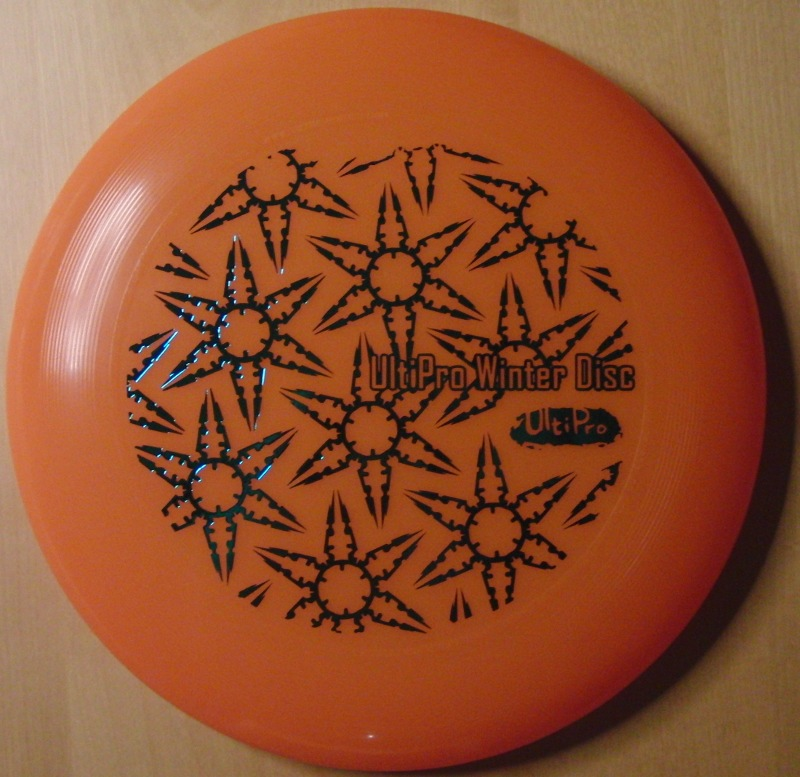 Ultipro Winter disc 175g Yikun Sports