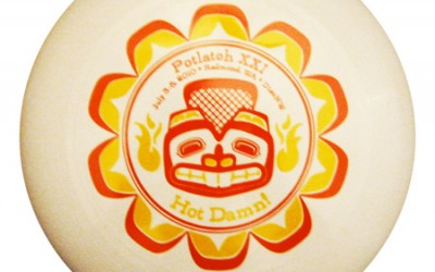Ultimate Disc from Potlatch 2010