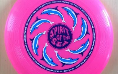 Spirit of the sea – Frisky Flying Disc from Brasil