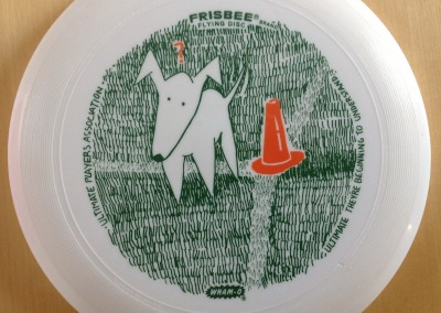 ultimate-frisbee-dog-cone