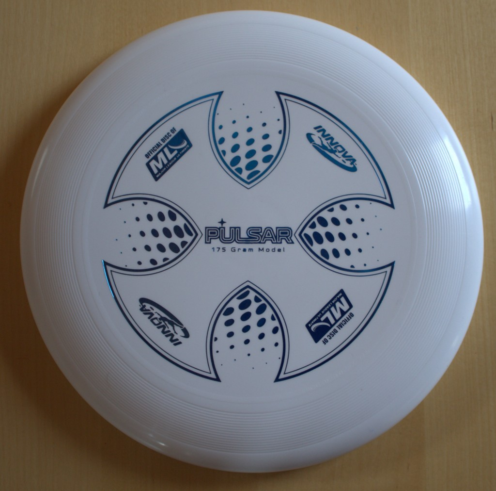 Innova Pulsar Ultimate disc 2013