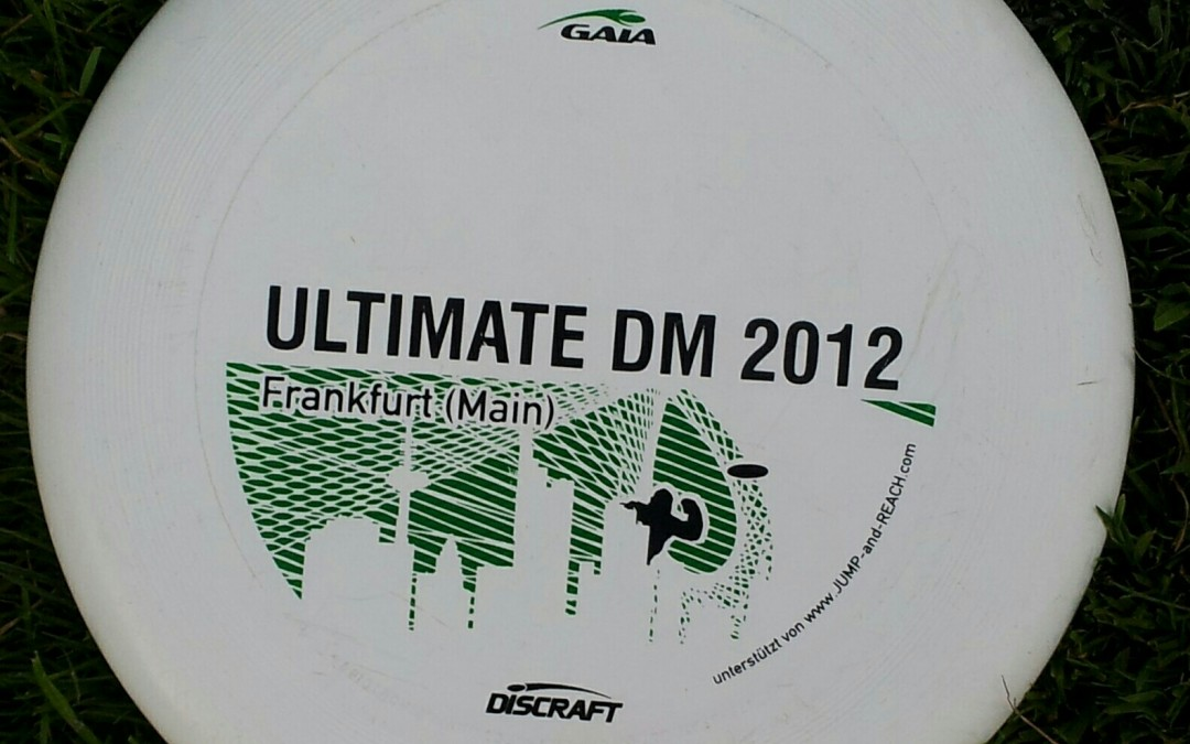 German Ultimate Championships 2012 – Disc
